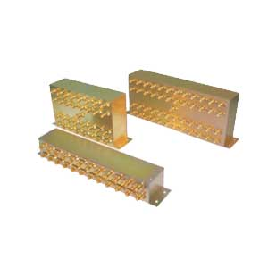 0°-Microwave-multi-way-power-divider-combiner