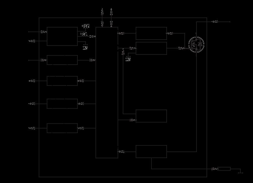1PWA Working principle Diagram - 1PWA Series Solid State Power Controller