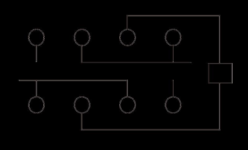 2JGXM 2 Circuit Diagram - 2JGXM-2 Small General-Purpose Relay