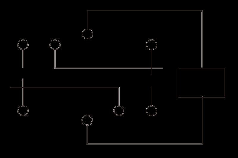 2JRXM 1 Circuit Diagram - 2JRXM-1 Ultra Small General-Purpose Relay