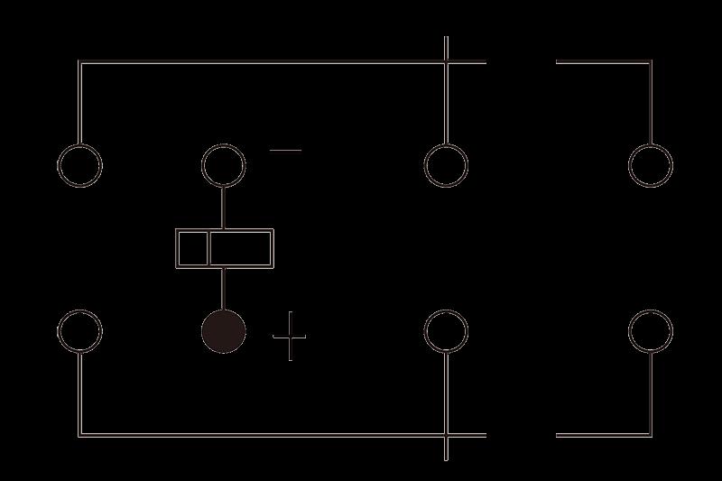 2JT5 3 Circuit Diagram - 2JT5-3 Hermetic Electromagnetic Relay