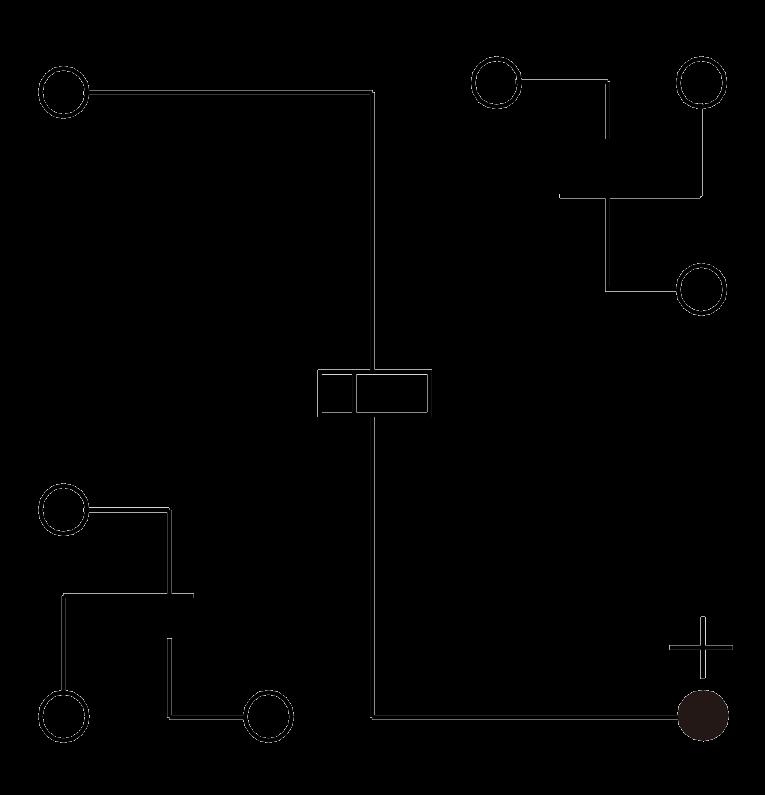 2jl0.5 2 Circuit Diagram - 2JL0.5-2 Miniature Sensitive Electromagnetic Relay