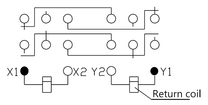 4JB2 2 Circuit Diagram - 4JB2-2 Magnetic Latching Relays