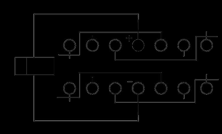 4JL2 1 Circuit Diagram - 4JL2-1 Miniature Sensitive Electromagnetic Relay
