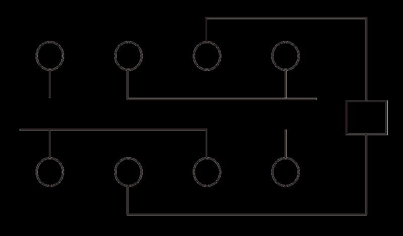 6JR 3 Circuit Diagram - 6JR-3 Small General-Purpose Relay