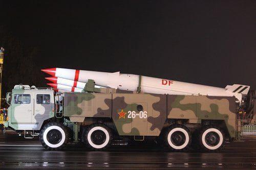 Ground to Ground Missiles