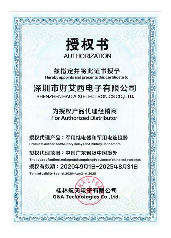 HAO AIXI Authorization framed