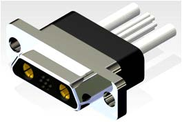 J30J 09P02 J S C00 C0 000 M - J30J Large and Small Current Mixed Rectangular Marine-resistant Connector