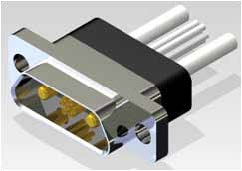 J30J 09P02 K P C00 C0 000 M - J30J Large and Small Current Mixed Rectangular Marine-resistant Connector