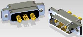 J30J 09P02 K P S00 S0 000 M - J30J Large and Small Current Mixed Rectangular Marine-resistant Connector