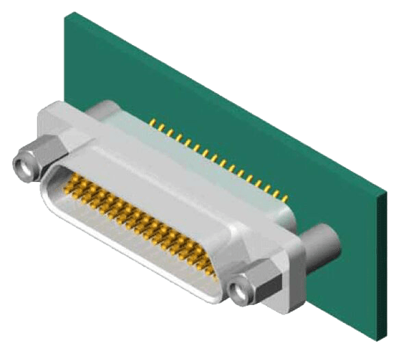J30JP03 mounting - J30J Large and Small Current Mixed Rectangular Marine-resistant Connector