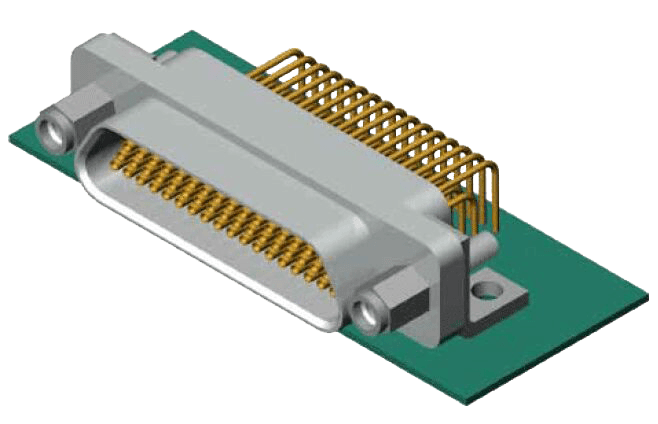J30JP04 mounting - J30J Large and Small Current Mixed Rectangular Marine-resistant Connector