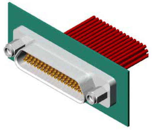 J30JP11 mounting - J30J Large and Small Current Mixed Rectangular Marine-resistant Connector
