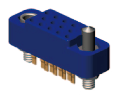 J43 14TJS 1 - J43 Series Rectangular Connector