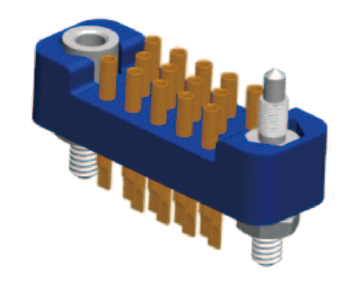 J43 14ZKS A - J43 Series Rectangular Connector