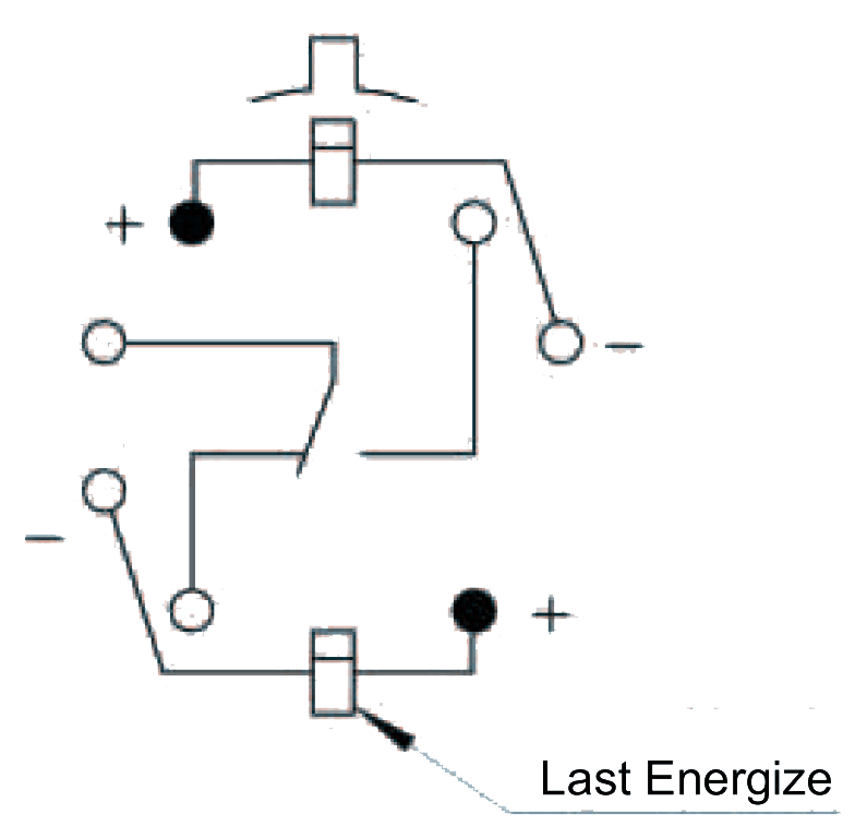 JPW 170M Connection Diagram - JPW-170M TO-5 Relay