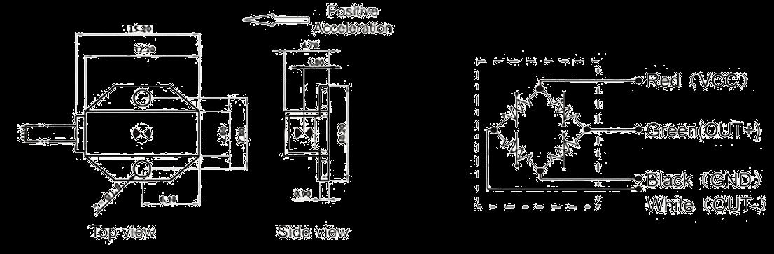MPA1064A structures e1603437863303 - MPA1064A Piezoresistive Accelerometer