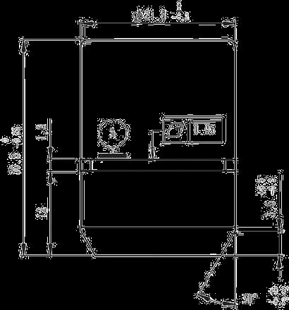 MSG2004 Side view - MSG2004 Dual-axis MEMS Gyros