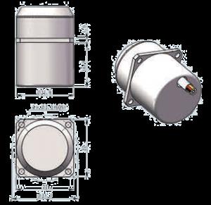 MSG2004F Dimension 300x291 - MSG2004F MEMS Gyroscope