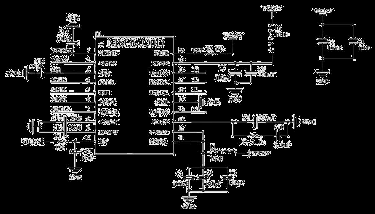 MSG9000D e1603438048437 - MSG9000D MEMS Gyros