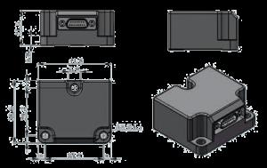 MSI370A Dimension 300x189 - MSI370A Micro Inertial Measurement Unit