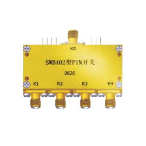 Microwave-PIN-Diode-Switches