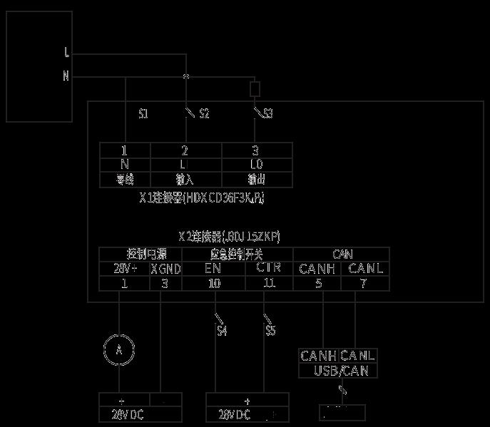 TZ220AC 50 Application instruction - TZ220AC-50 AC Intelligent Power Distribution Module