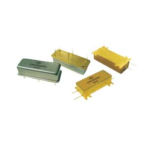 Ultra-low-phase-noise-coaxial-dielectric-integrated-voltage-control-and-fixed-frequency-oscillator