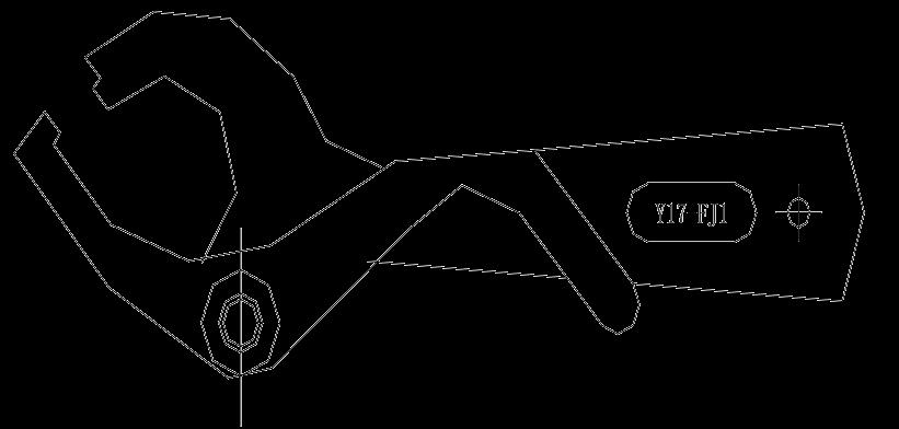 Y17 Adjustable wrenchY17 FJ1 - Y17 Series Circular Connector