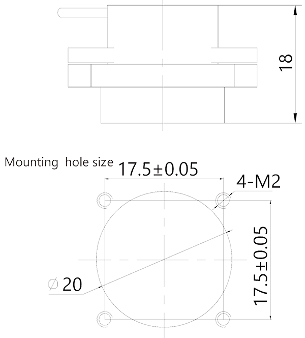 Y26H Assembly drawing - Y26H Series Circular Connector