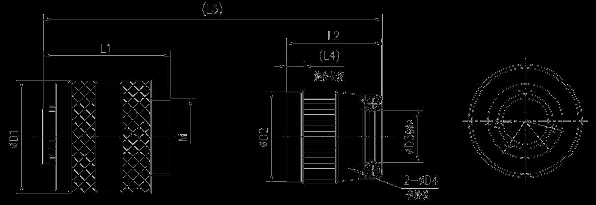 YQ2 drawings Plug