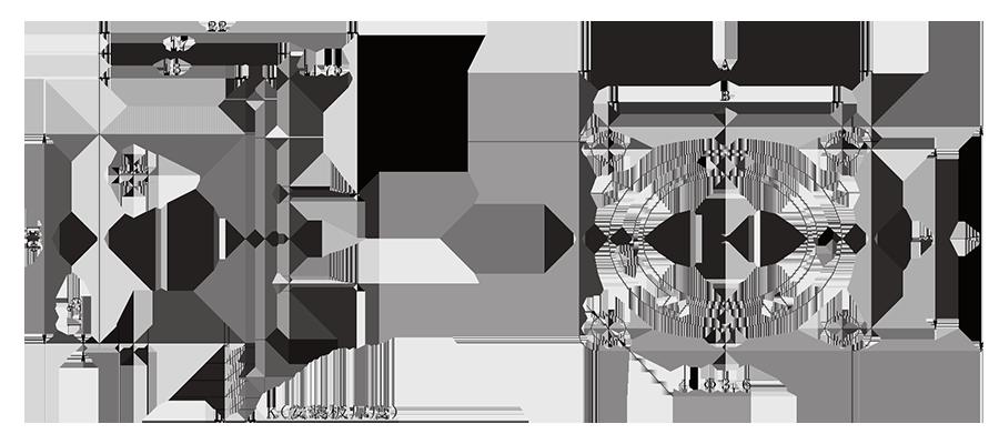 y11 Square flange glass sintered receptacle - Y11 Series Circular Connector