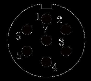 y11 contact arrangement 11 - Y11 Series Circular Connector