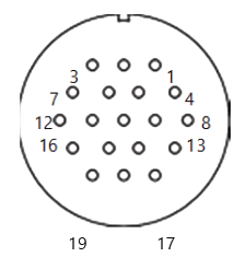 yp contact 29 - YP Series Circular Connector