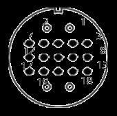 yp contact 31 - YP Series Circular Connector