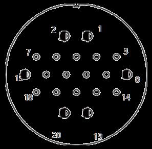 yp contact 33 - YP Series Circular Connector