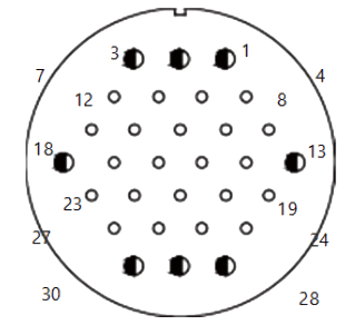 yp contact 35 - YP Series Circular Connector