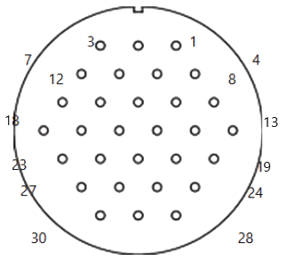 yp contact 36 - YP Series Circular Connector