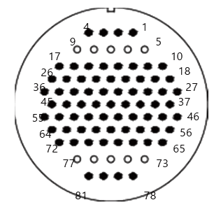 yp contact 43 - YP Series Circular Connector